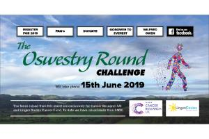 The Oswestry Round Challenge - 2019