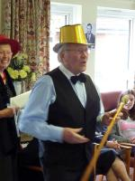 Sep 2016 Girton Memory Cafe - Old Time Music Hall