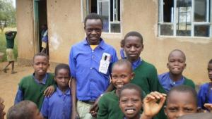 Aug 2012 Speaker Rtn Ron Febrey - Progress with the Naalarami School project