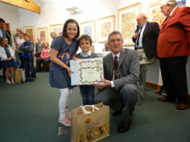 Rotary Art Competition 2014