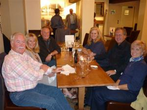 Pub meal/Fellowship Evening at The Catherine Wheel, Albury
