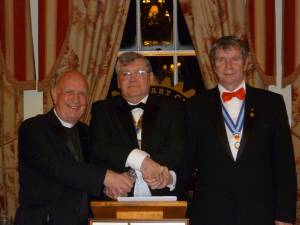 A Great Night at Soar Valley's 35th  Charter
