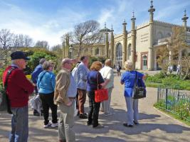 VISIT by ST.JEAN d'ANGELEY to HASLEMERE May 2016