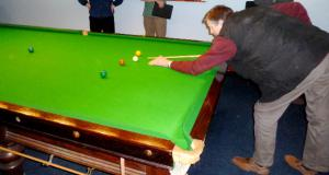 Snooker Evening