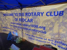 About Redcar Rotary Club