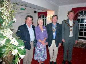 Rotary and Civic Dignitaries visit WBTRC