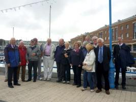 5.30 pm Town Talk Tour of Milford Haven
