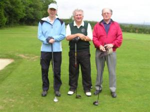 A club members Golf Day at Tall Pines