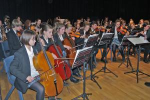 2016 11 Rotary Schools Music Festival