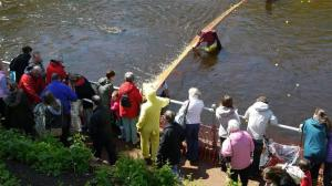 Annual Duck Race and Teas on the Green