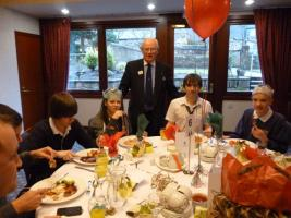 Young Carers Christmas Lunch