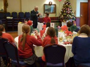 Young Carers' Christmas Lunch