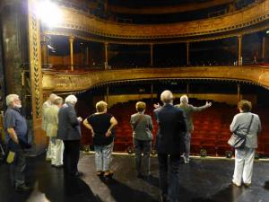 Visit to the Citizens' Theatre