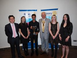 Finals of Dundee Vocal Young Musician of the Year