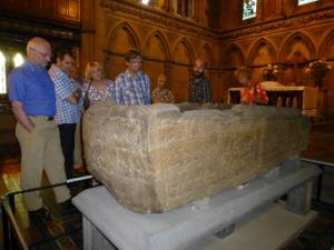18th June 2014 - Visit to the Govan Stones