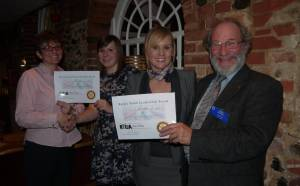 Bury Abbey Rotary Club Presents RYLA Awards