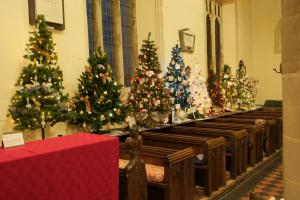 DECEMBER: Rtn Keith Smith: Community Christmas Tree Festival