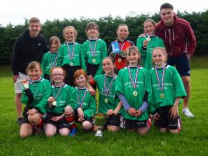 Laurencekirk Rotary Primary Football Competition