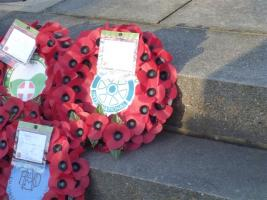 Remembrance Day Parade 11 November 2012