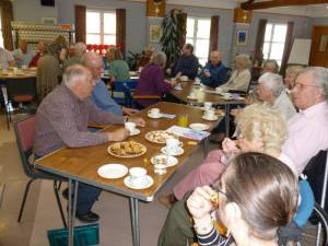Visit to Haslemere Stroke Club 2014