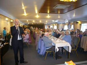 Senior Citizens Evening 2012
