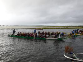 Dragon Boat Event - August 2014