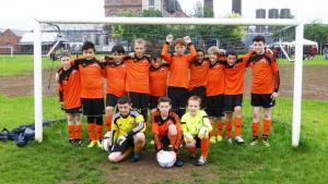 District under 12's Football Tournament