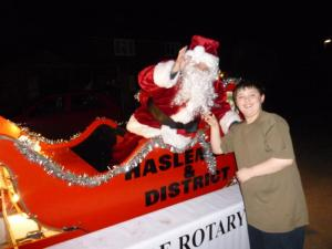 CHRISTMAS SLEIGH RUN 2015