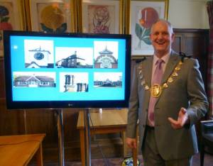 The Mayor of Blandford Forum