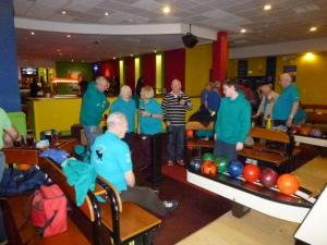 Ten-Pin Bowling v Swindon BATS