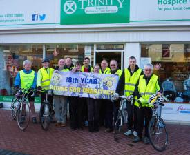 Kirkham Rotary Coast to Coast Cycle Ride 2015