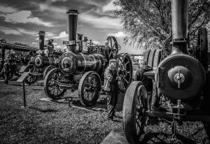 Southport Steam Rally Weekend 2015