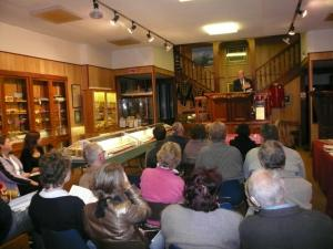 Visit to Wallis & Wallis Auction Rooms