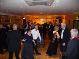 Charity Burns Supper 2015