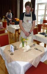 Young Chef District Final February 20th 2015