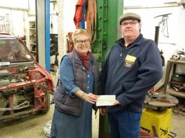 Bridport Bandits get some financial support