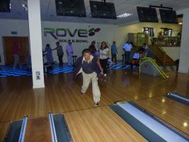 Steak and Bowls at the Grove 30.5.12
