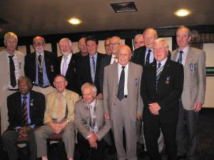 Rotary Club of Wickford celebrate their 55th Anniversary September 2013