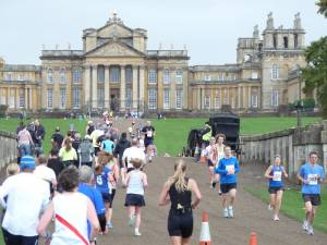 2013 Blenheim 10K and 5K results