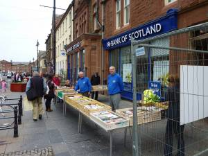 The Rotary Club Bookstall