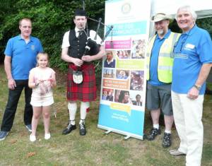 Melrose Pipe Band Championships