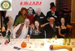 Murder and Mystery - October 2009