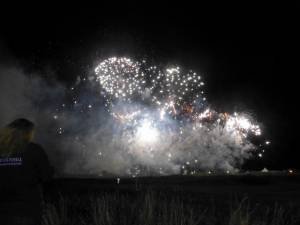 Dunhill Firework Display