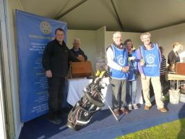 Dunhill Golf Tournament 2017 on Old Course