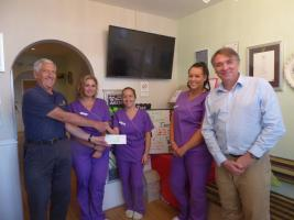 Club Support Dental Mavericks Charity