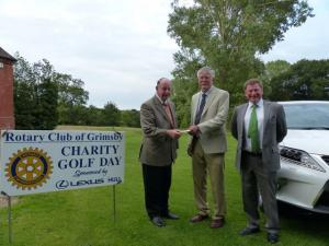 Annual Charity Golf Day Raises over £7,000