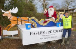 Sleigh Visit to Grayshott followed by a post sleigh run social gathering