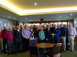 Jackson Christy Golf Day at Royal Dornoch