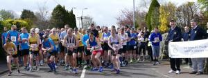 GRYFFE VALLEY ROTARY 10K RUN 2018 + RESULTS