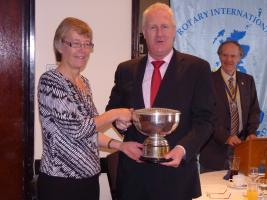 The Graham Savage Trophy 2011-12